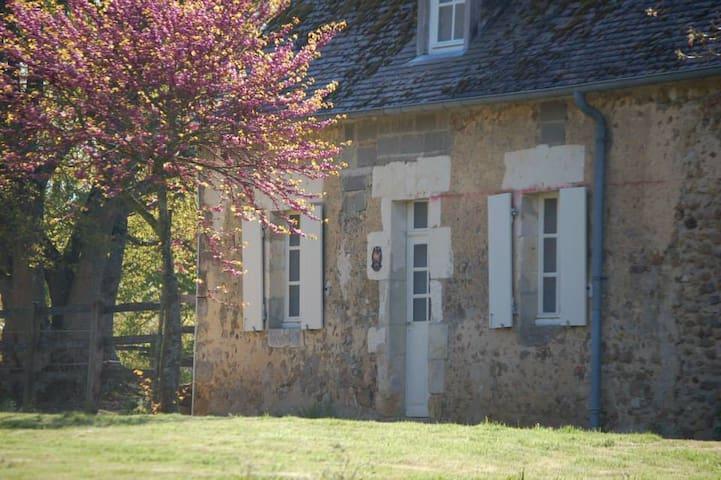 Maison de charme dans Haras - Tresson - Haus