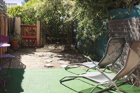 studio cosy  avec jardin - 卡西斯