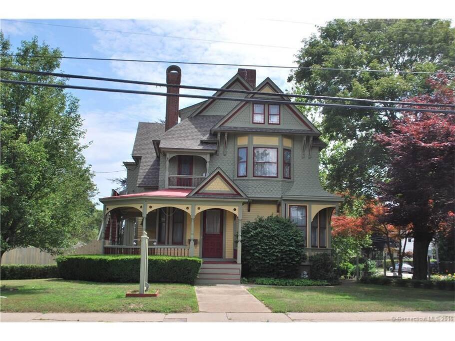 Maxson House, an Eastlake Victorian Home