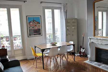 Charming appartement 68m²/732sq ft