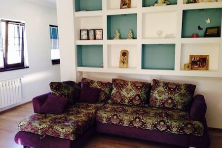 Уютная квартира!приятный дизайн! - Vesyoloye