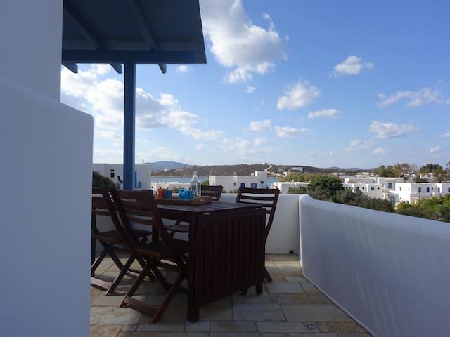 Maison typique, proximité centre et mer - Αλυκη - Aliki - Casa