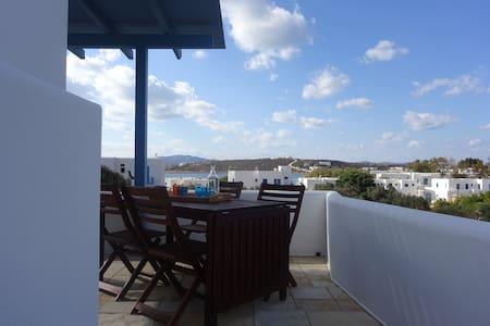 Maison typique, proximité centre et mer - Αλυκη - Aliki