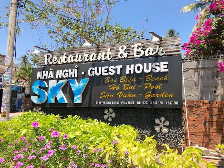 Sky guest house ( twin)