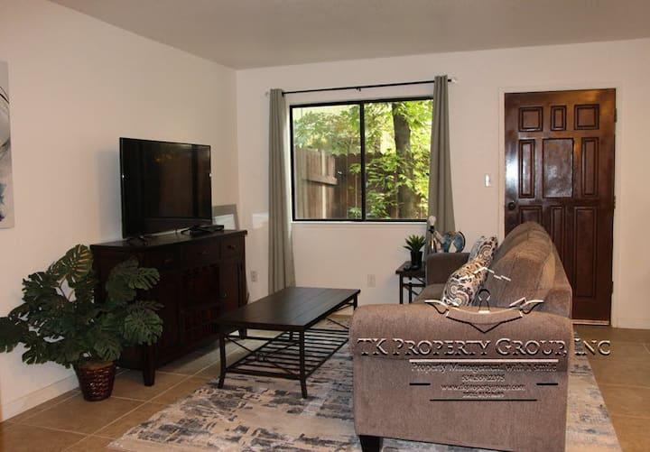Private, Comfortable, Convenient Home