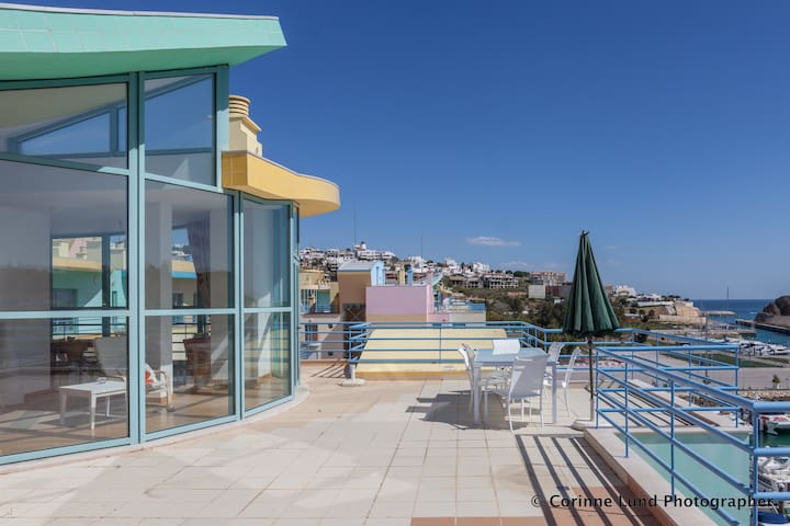Penthouse,  Marina View South - Albufeira - Appartement