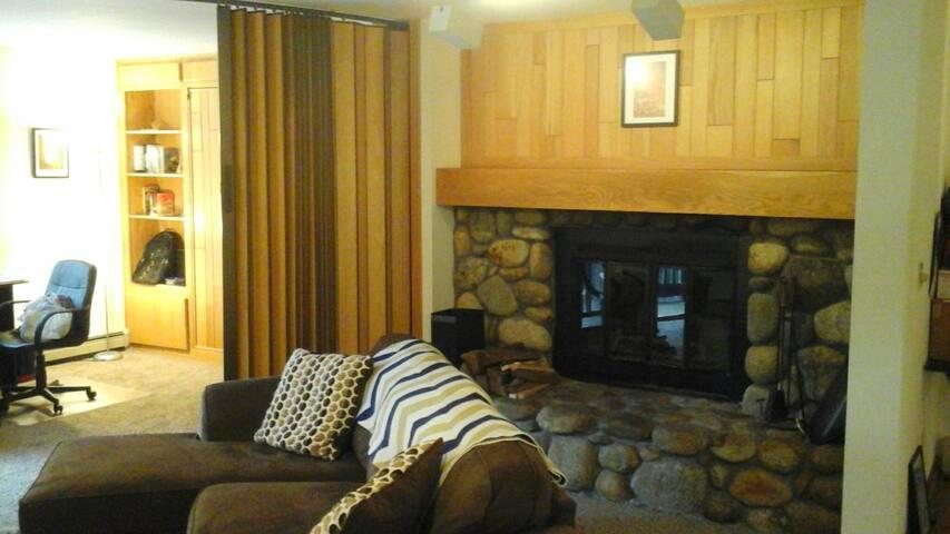 Incline Village Private Condo for up to 4 guests - Incline Village - Condominium