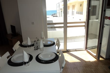Apartment steps from the beach - Lourinhã - Byt
