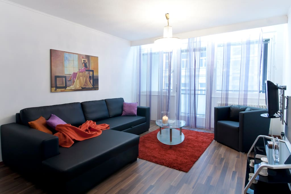 Luxury design home vienna apartments for rent in vienna for Designer apartment vienna