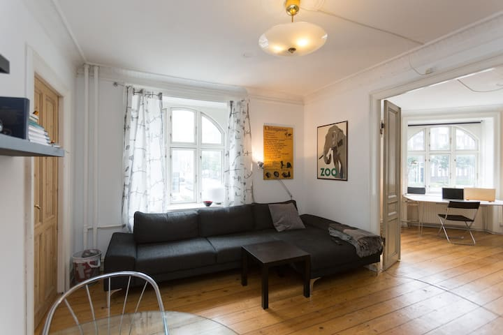 Epically located apartment at Islands Brygge