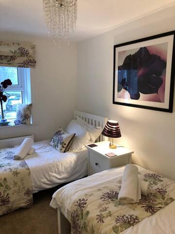 Beautiful twin room
