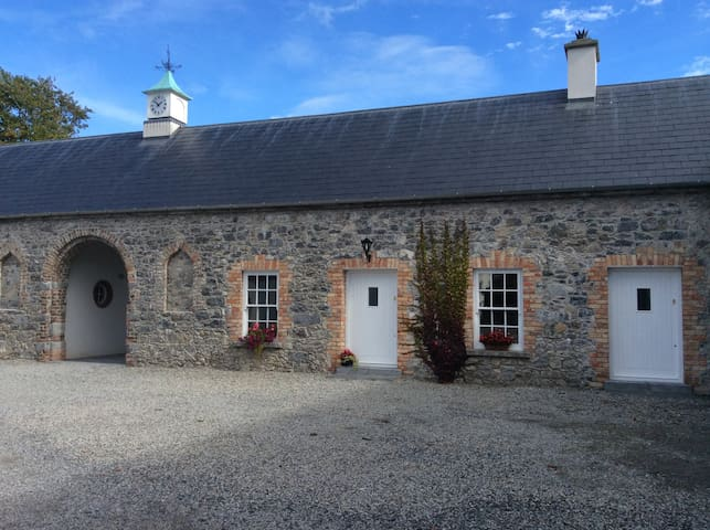 17th Century Courtyard Apartment - Durrow - Appartement