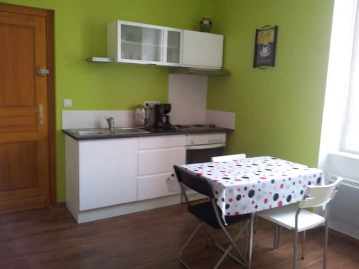 Appartement RDC type 2 Saint Malo