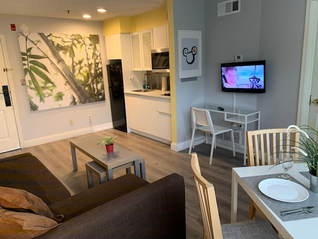 Cozy KING suite near Disney/ Orlando/Kissimmee#73