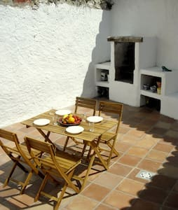Quiet house in arab quarter, Alhama - Alhama - Talo