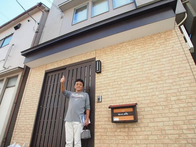 Whole Private house Asakusa,Skytree,Akihabara,Ueno - Sumida - House