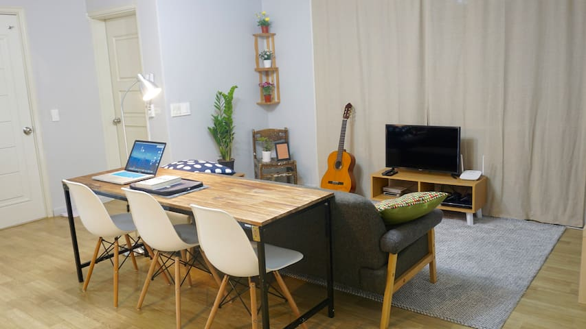 'Replace' Stay - Hupyeong-dong, Chuncheon - House