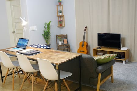 'Replace' Stay - Hupyeong-dong, Chuncheon - 独立屋