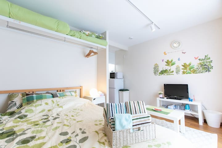 Couples/Great access to Ikebukuro,Shinjuku/T05