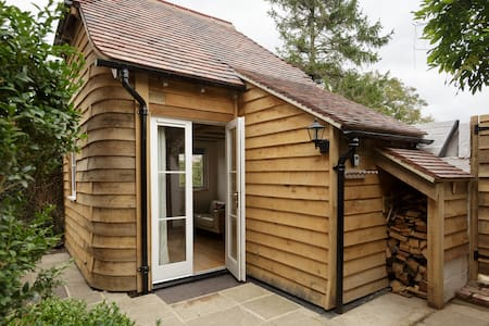 Studio Lodge Nr Goodwood Chichester - Chichester - Hus