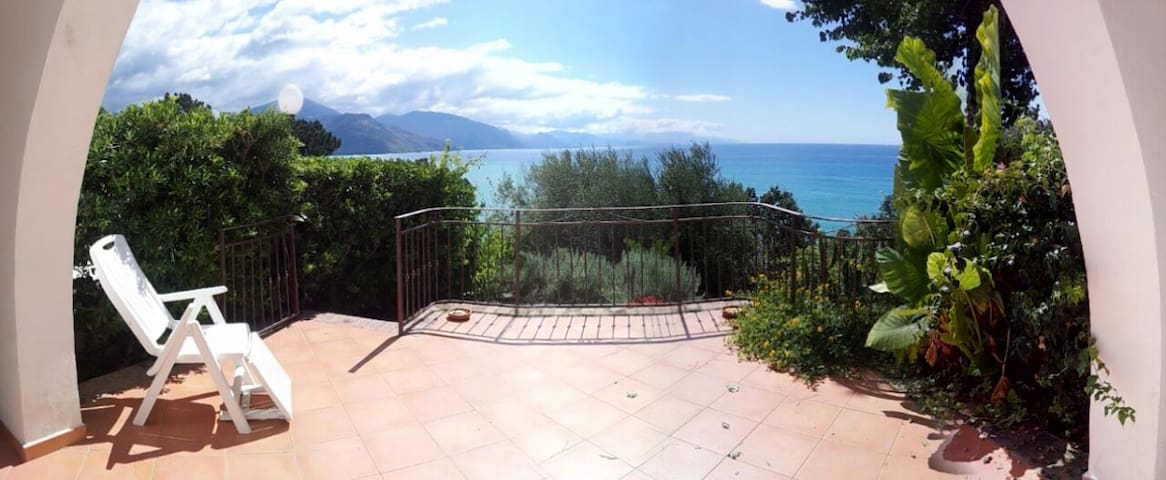 Sea view Villa - Costa del Cilento - Capitello
