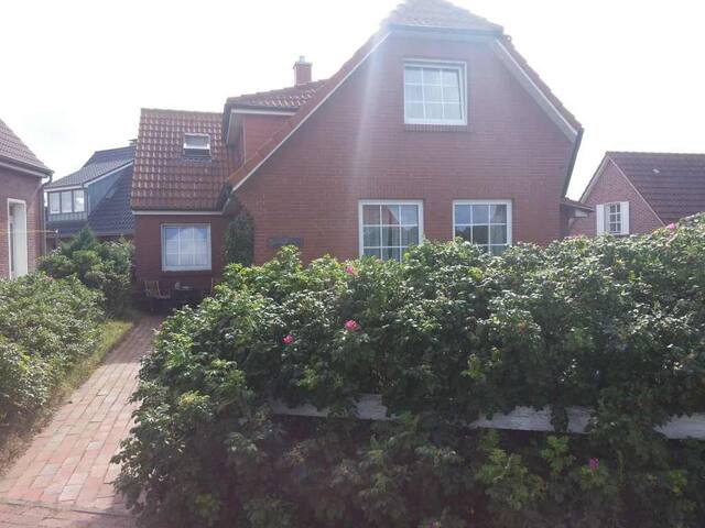Ferienhaus Westerdiek auf Baltrum - Baltrum - House