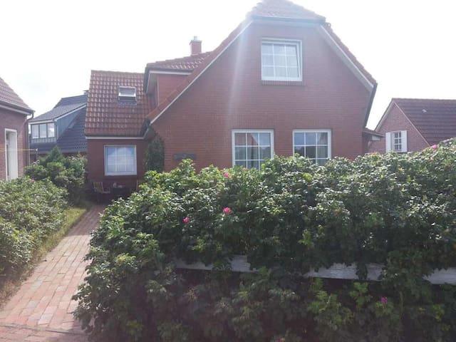 Ferienhaus Westerdiek auf Baltrum