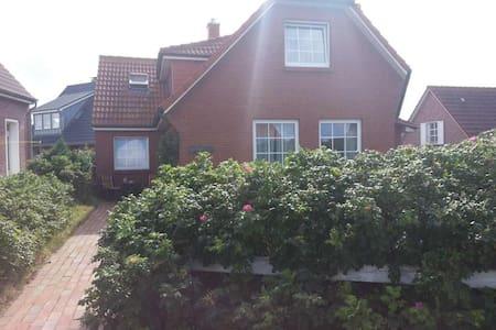 Ferienhaus Westerdiek auf Baltrum - Baltrum
