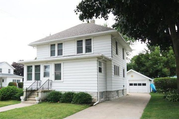 EAA Get Away House in Oshkosh
