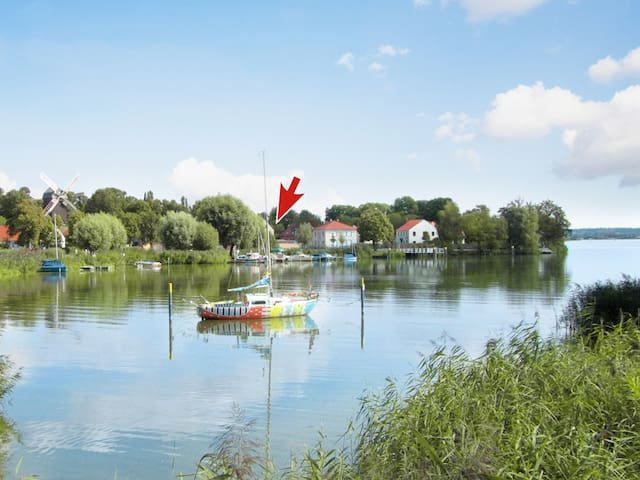 FeWo am Inselufer in Werder/Potsdam - Werder (Havel) - Apartment