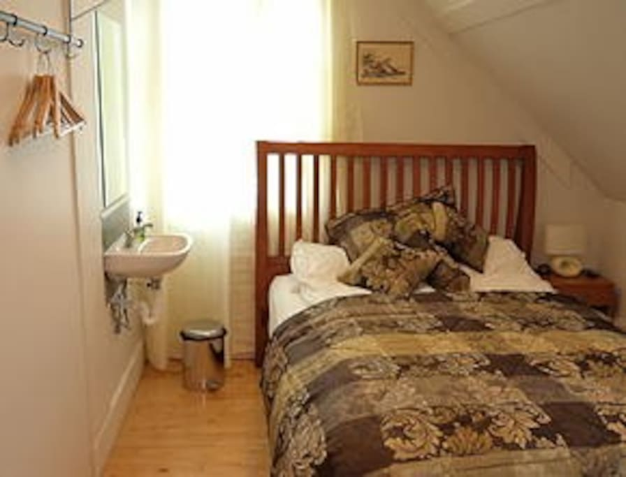 Double room very good beds