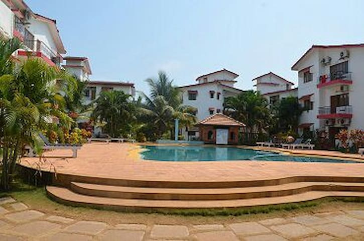 BBN self catering furnished 1 bhk with free Wi- Fi