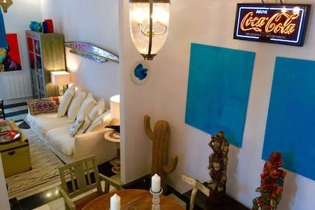 Apartamento casco histórico - Vejer de la Frontera - Lejlighed