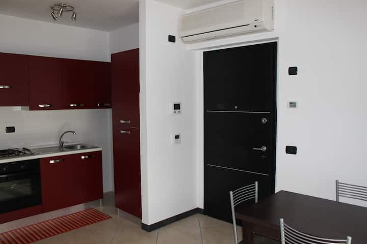 Appartamento discreto e accogliente