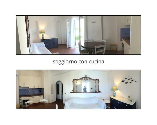 Villa Anna, vacanza a piedi nudi. - San Marco - House