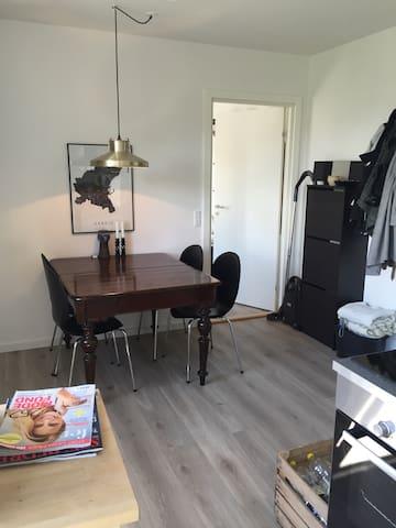 Ny 2-værelses ved Vesterbrotorv - Aarhus - Byt