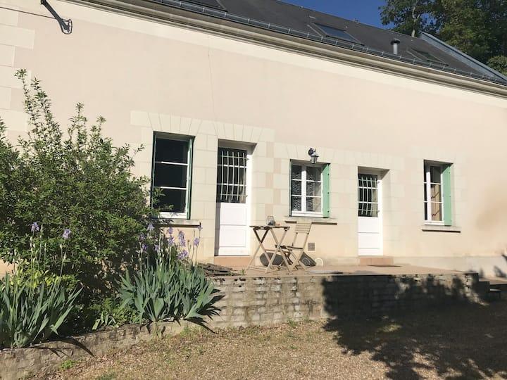 Maison indépendante avec terrasse. 5 personnes