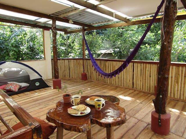 COMFORTABLE AND INSPIRING, HIDDEN DELUXE CAMPING - Punta Roca Partida - Tent