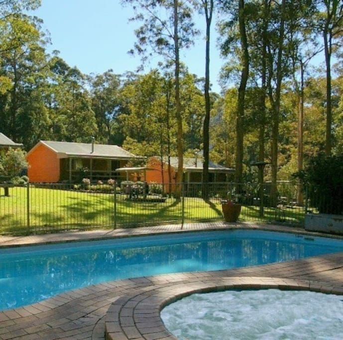 Chiltern Lodge Resort Banksia Cottage Cottages For Rent In Old Bar New South Wales Australia