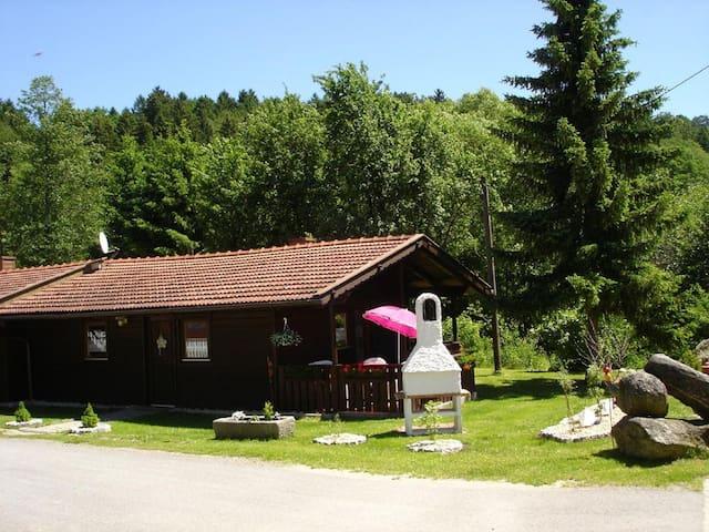 Gerda´s Ferienhäuser (Eppenschlag), Ferienhaus Marco