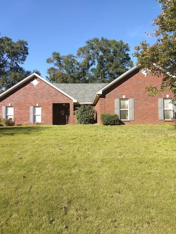 Upscale, spacious home with tons of amenities.