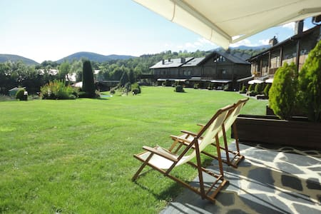 Preciosa casa en La Cerdanya - Isòvol - Hus
