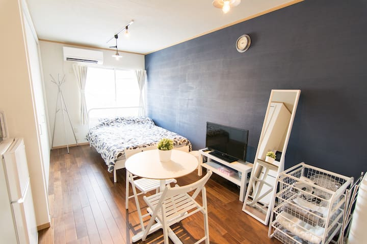 Easy Access Tokyo/Free Pocket Wifi/Fully Renovated