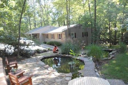Indian Grave Retreat,Pet Friendly,Sleeps 16