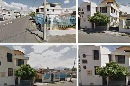Departamento amoblado Latacunga - Latacunga - Apartment
