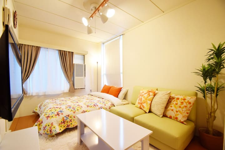 Most popular Shibuya area!4min walk to sta.!AS601
