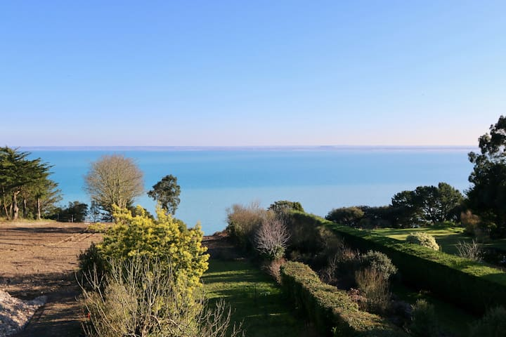 Cozy apartment with exceptional sea view - CANCALE - Cancale - Apartament