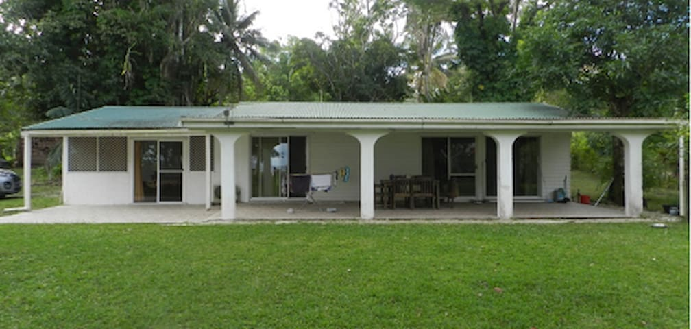 Beach House For Rent At Devils Point