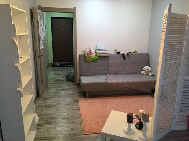 Яркая уютная квартира на долгосрочную аренду!