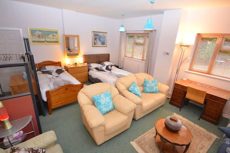 Grantley Court Annexe - Llandrinio - Bungalow